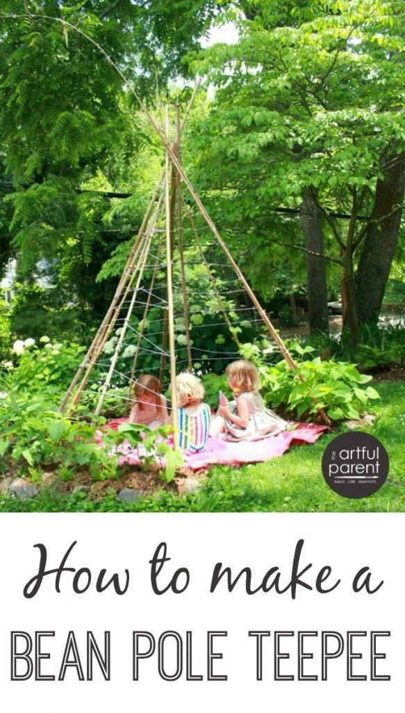 25 Best Ideas About Kids Garden Crafts On Pinterest Diy Yard
