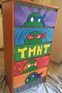 1000+ ideas about Ninja Turtle Room on Pinterest | Ninja ...