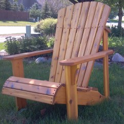 Modern Adirondack Chair 10 Dining Table Size Cedar Stained With Sikkens Natural | Belle Furniture Adirondacks Pinterest ...