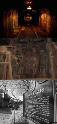 Sloss Furnace is haunted by one of the most evil ...