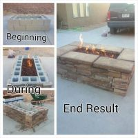 25+ best ideas about Gas Fire Pits on Pinterest   Diy gas ...