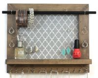 25+ best ideas about Hanging jewelry organizer on ...
