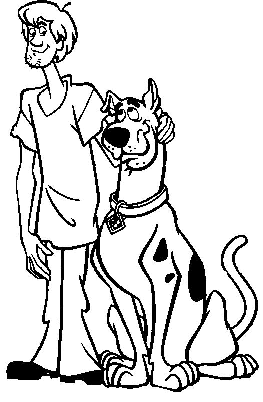 1000+ images about Scooby Doo Birthday Printables on