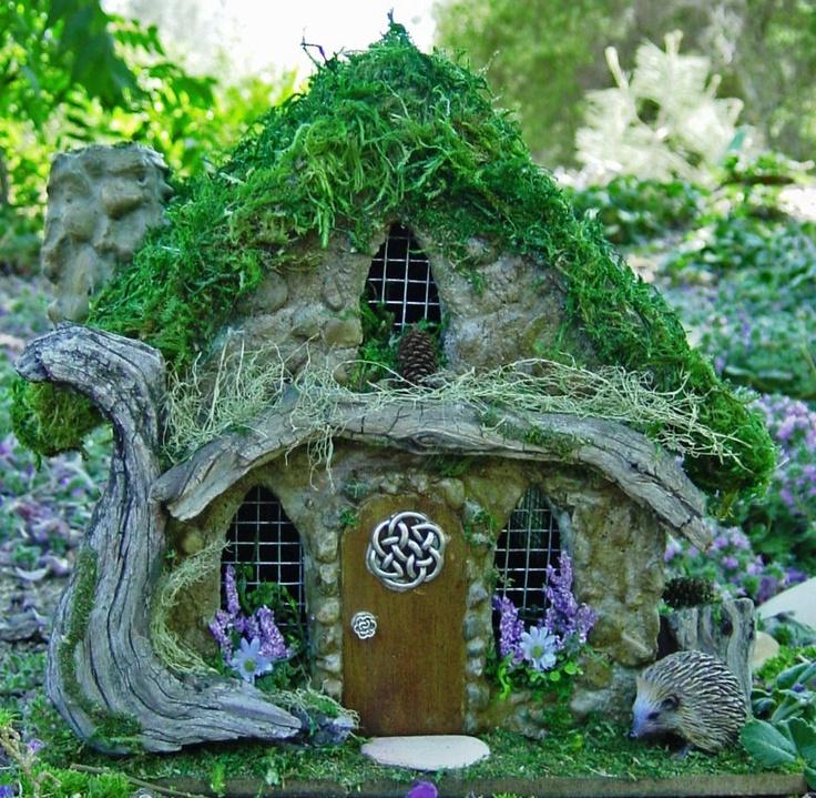 393 Best Images About Fairy Garden On Pinterest Gardens Fairy
