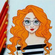 ideas cartoon hair
