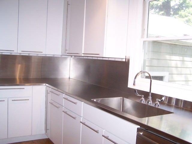 1000+ Images About Stainless Steel Countertops On