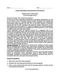 Eighth Grade Reading Worksheets | Englishlinx.com Board ...