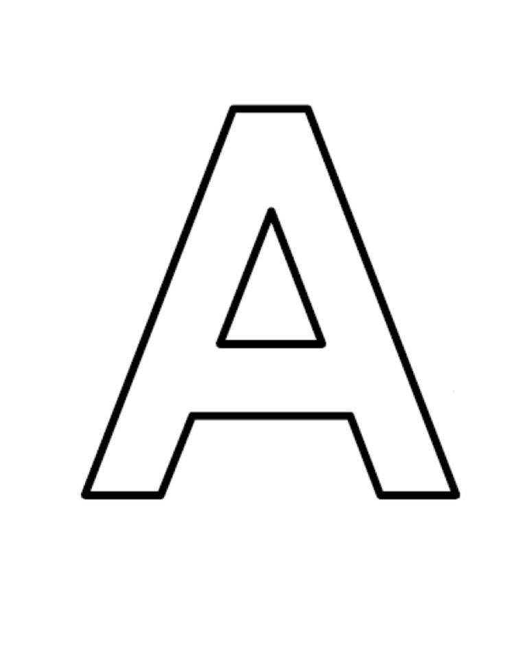 129 best images about Kids Activity Alphabet on Pinterest