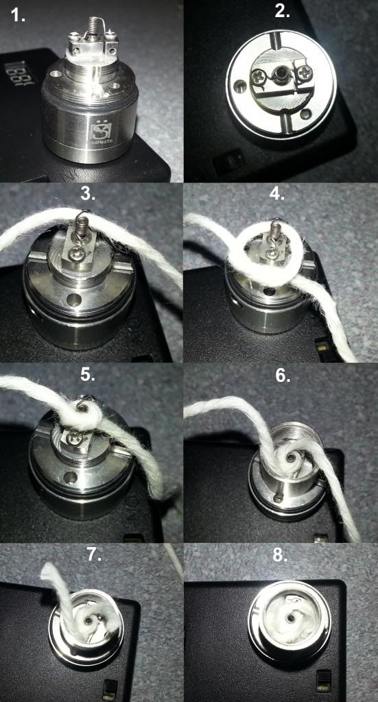 motor wiring diagrams 2 gang switch diagram best coil setup for kayfun/russian www.youratevapes.com | vape coils pinterest ...