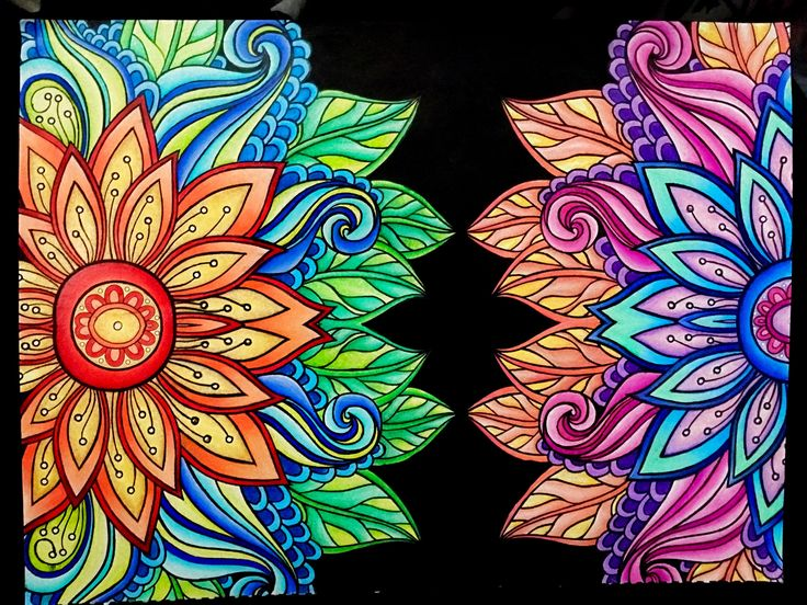 From Kaleidoscope Wonders Color Art For Everyone Colored