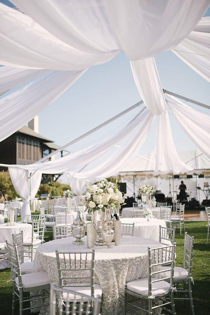 25 best Silver Wedding Centerpieces ideas on Pinterest  Diy wedding vases Wedding vase
