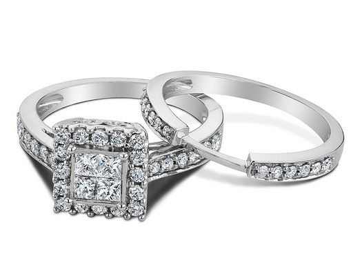 The Most Beautiful Wedding Rings Square Engagement Ring