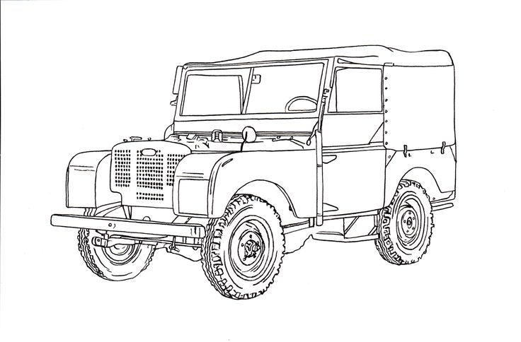 330 best images about Defender Drawing on Pinterest