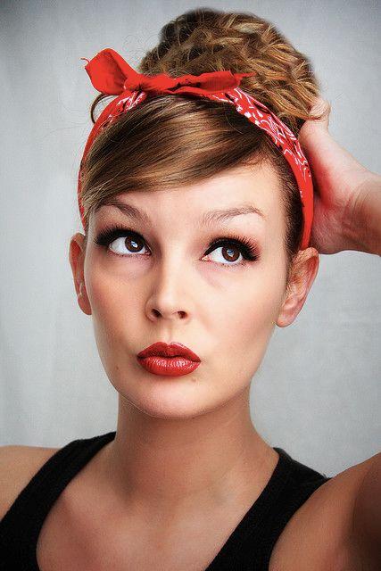 Les 25 Meilleures Idées De La Catégorie Frisuren Mit Haarband Sur