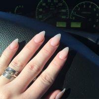 Best 20+ Natural stiletto nails ideas on Pinterest