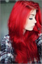 1000 ideas bright red hair
