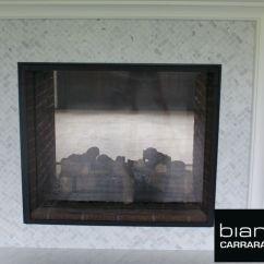 Home Depot Kitchen Remodel Porcelain Floor Carrara Bianco Italian Marble 1x2