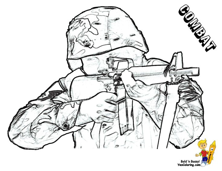 47 best Fearless Army Coloring Pages images on Pinterest
