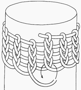 17 Best images about Viking wire weaving on Pinterest