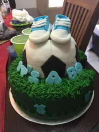 17 Best ideas about Soccer Baby Showers on Pinterest ...