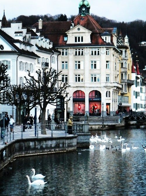 Lucerne, Switzerland: