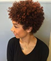 tapered natural