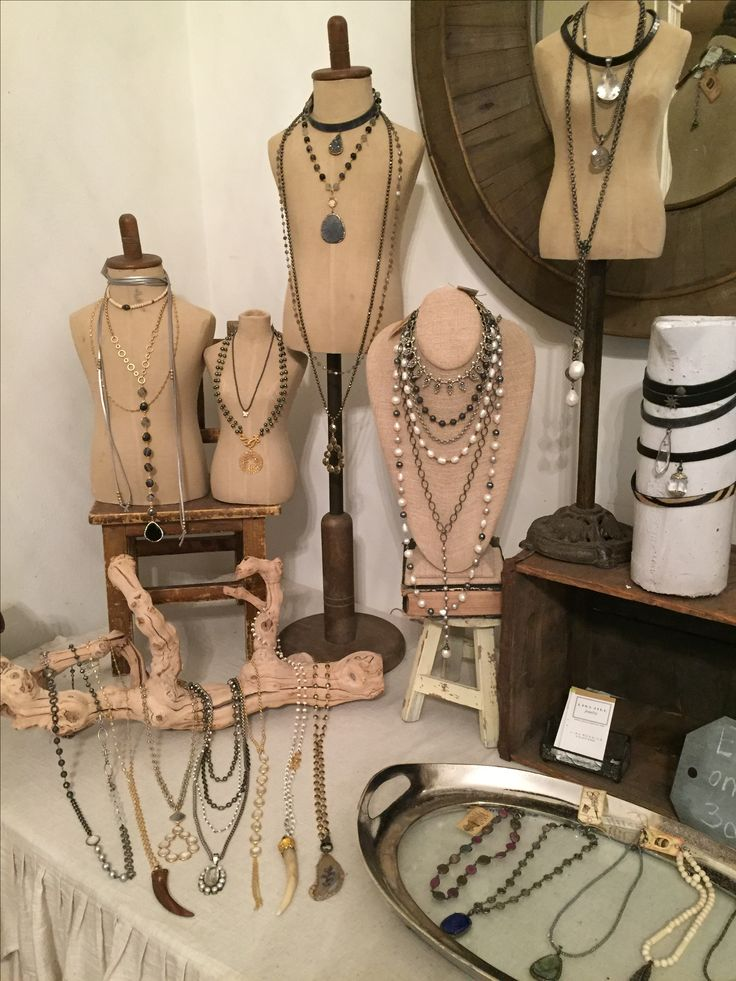 49 Best Images About Jewelry And Store Displays On