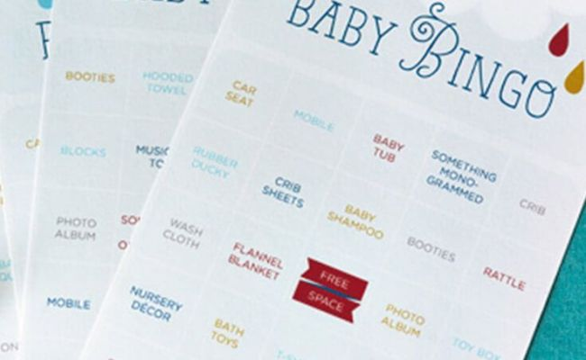 Free Printable Baby Shower Games Baby Keepsake Book Fun