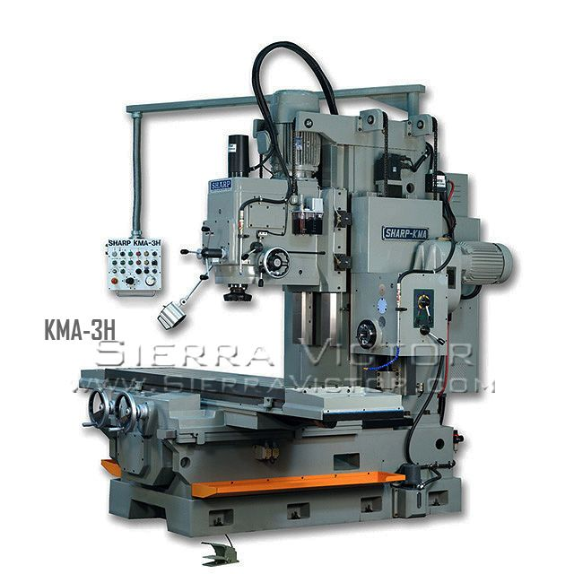 Barker Milling Machine Parts