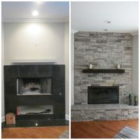 1000+ images about Fireplace Transformations on Pinterest ...