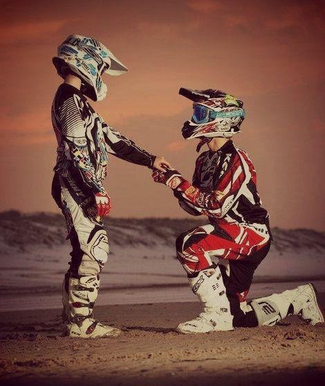 1000 Ideas About Motocross Couple On Pinterest