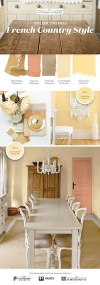 Best 25+ French country colors ideas on Pinterest | French ...