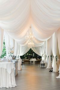 1000+ ideas about Ceiling Draping Wedding on Pinterest ...