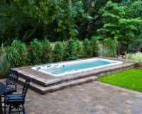 17 Best images about Swim Spa Install Ideas on Pinterest