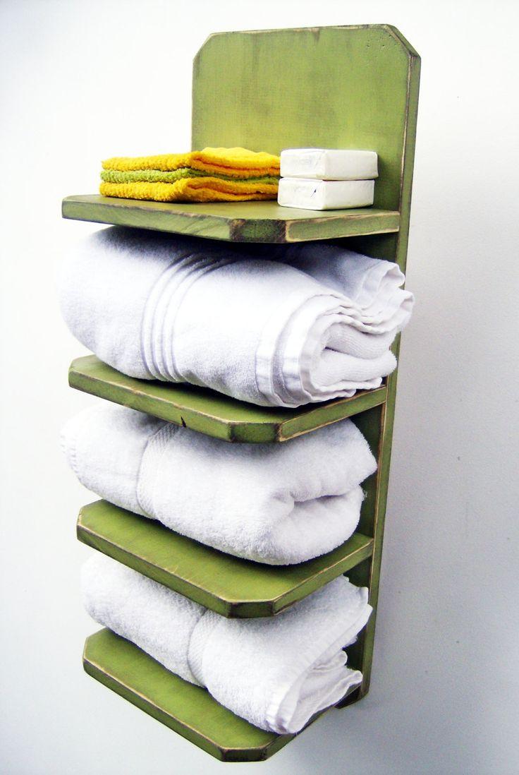 25 best ideas about Towel Holder Bathroom on Pinterest