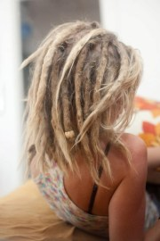 short dreads ideas