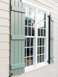 Best 25+ Exterior shutters ideas on Pinterest | DIY ...