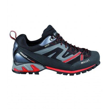 accrocheuses legeres impermeables et respirantes les chaussures de randonnee millet trident gtx vous gore texbasscampingfootwear