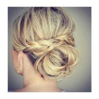 25+ best ideas about Fine hair updo on Pinterest