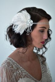 flapper headband ideas