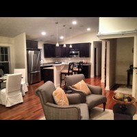10 Best images about Kitchen/living room combo on ...
