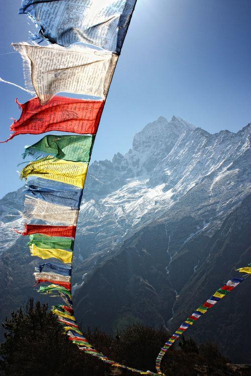 peacefulwanderer Himalayas NepalChina Anima ॐ