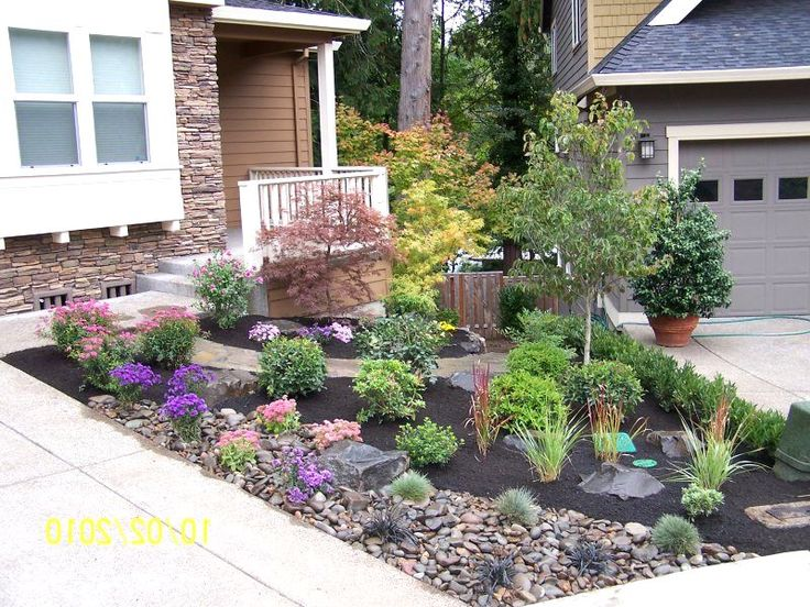 The 25 Best Ideas About Small Front Yard Landscaping On Pinterest
