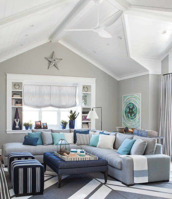 25 Best Ideas About Coastal Living Rooms On Pinterest Beach