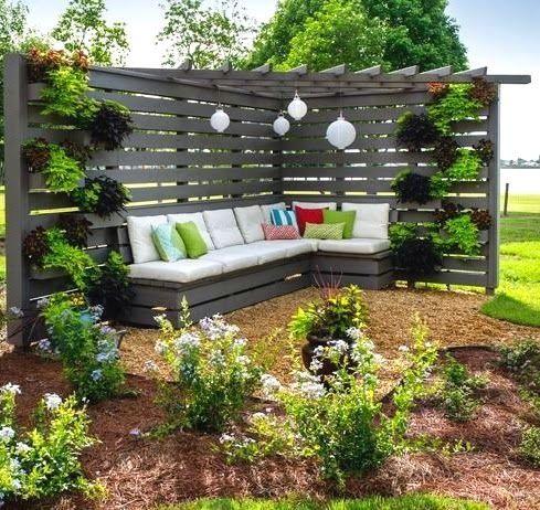 25 Best Ideas About Garden Sitting Areas On Pinterest Garden