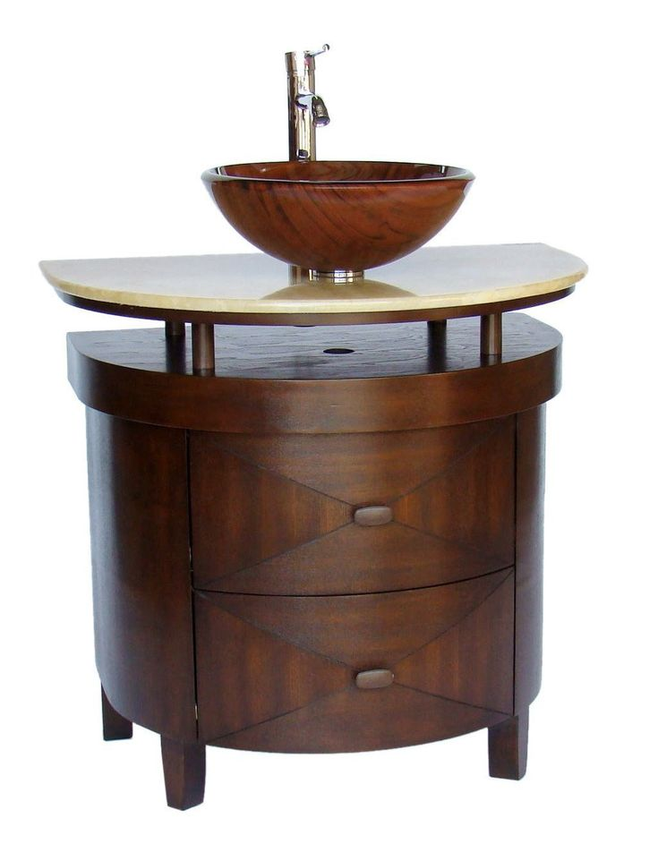 14 best images about Vessel Sink Vanities on Pinterest
