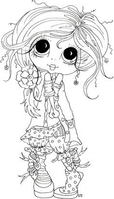 26 best images about Lacy Sunshine coloring pages on