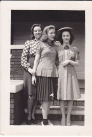 1940s blouses