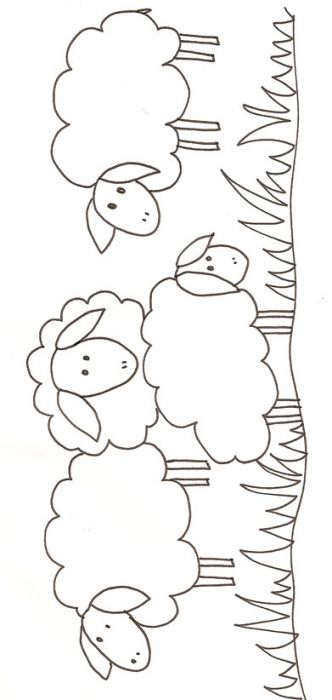 17 Best images about Quilt: Sheep & Inspiration on