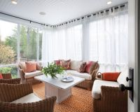 25+ best ideas about Sunroom window treatments on ...